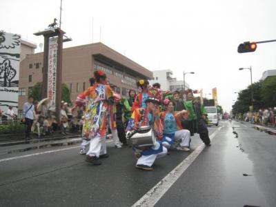 秋田ハタハタサンバ