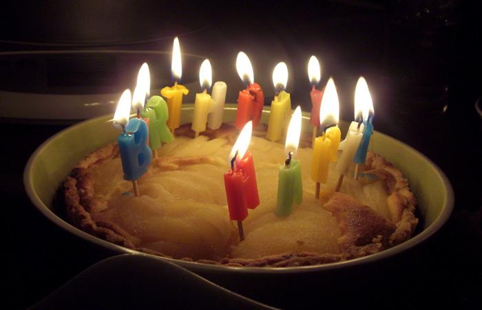 20061119Mizuho Birthday Cake made by nonko @ 初台リビング