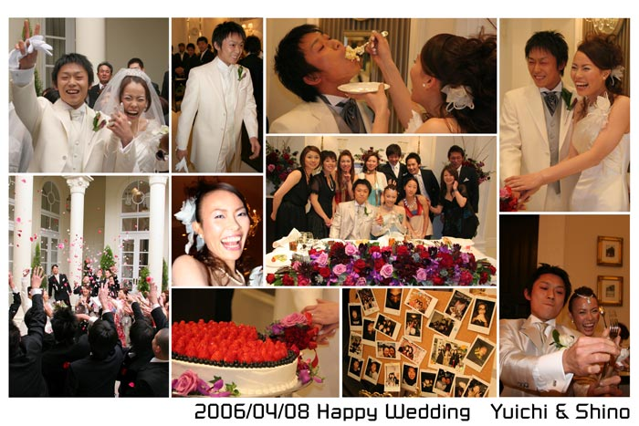 20060408HappyWeddingYuichi&Shino@Nagoya