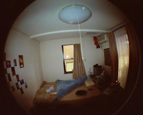 20061213lomoFishEye@コウタロの部屋