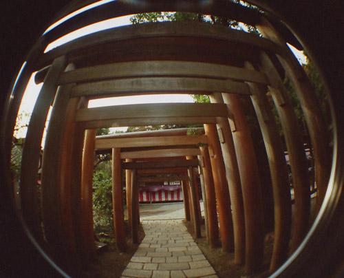20061213lomoFishEye@鎌倉