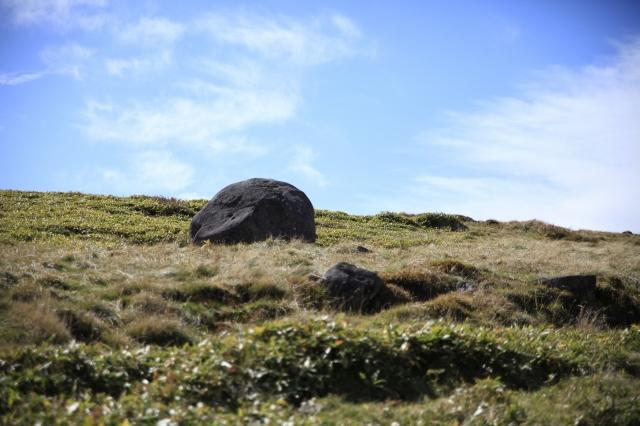 ミニチュア石
