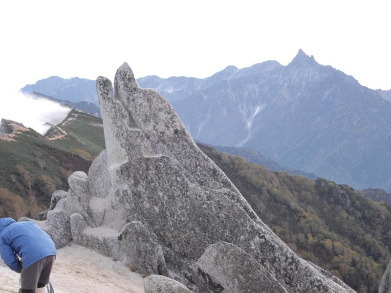 かの有名なイルカ岩