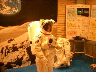 宇宙服 国立天文台 特別公開 三鷹キャンパス