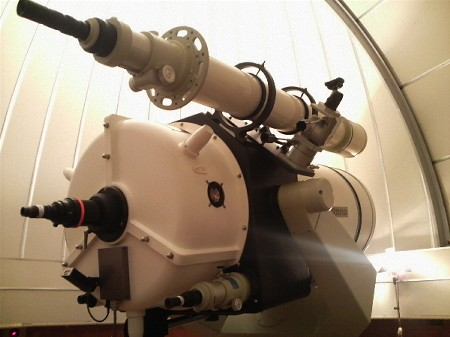 満天星 天文台