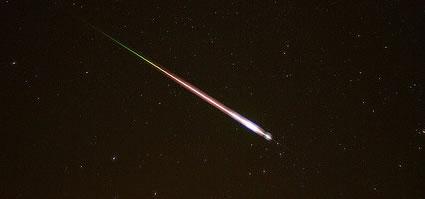 火球 流れ星 隕石