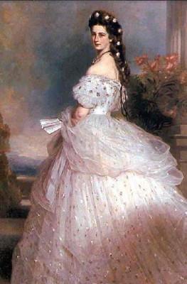 エリザベート肖像画