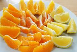 柑橘オードブル