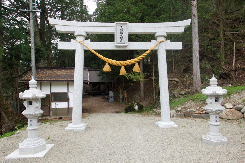 旗鉾神社,高山市