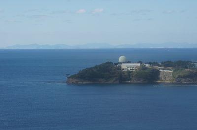 韓国展望所から見たプサン2