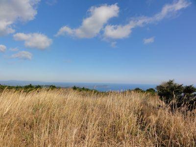 有明山からの眺望