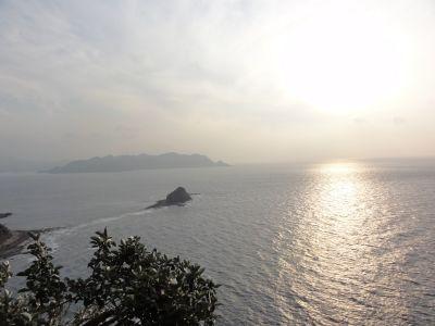 小松崎からの眺め