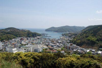 清水山の眺望