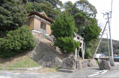 天神神社(濃部)