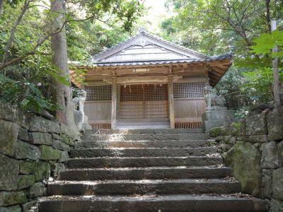 志々岐神社(久田)