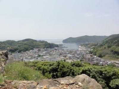 清水山城・三の丸