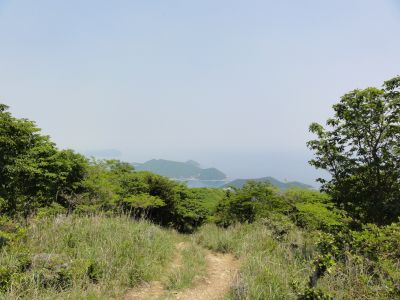 有明登山道2