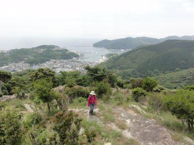 清水山城跡