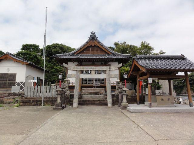 鴨居瀬・住吉神社