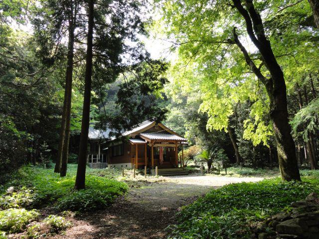 太祝詞神社(加志)