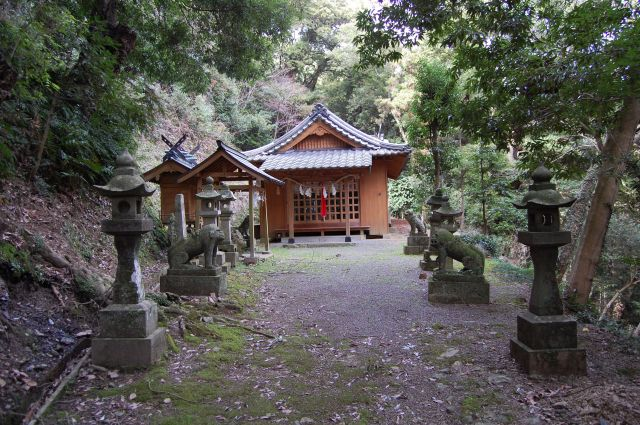 和多都美御子神社(仁位)