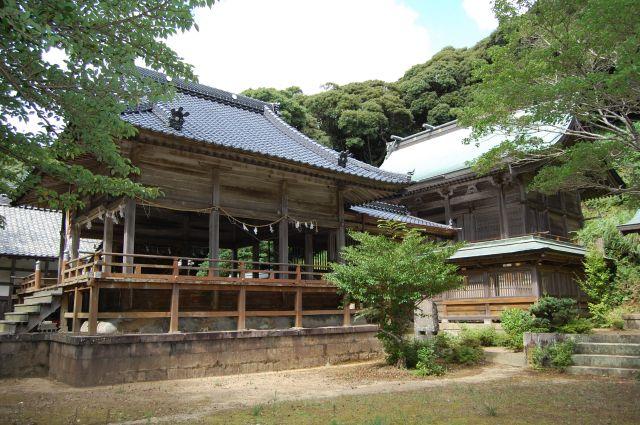 海神神社(木坂)