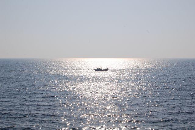 上槻の海岸