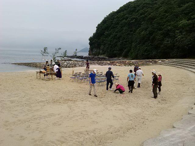 海岸清掃2