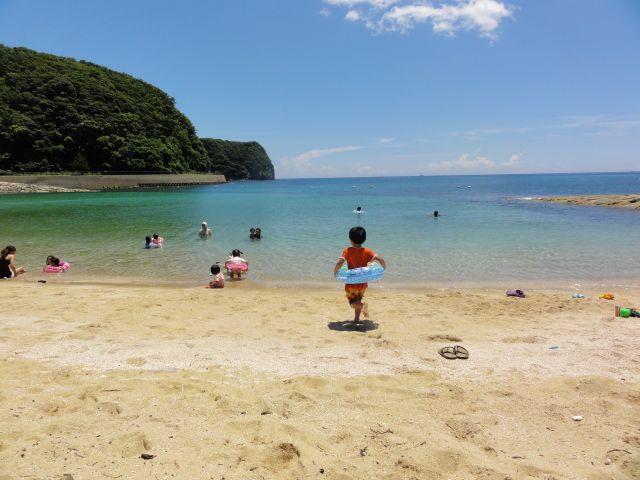美津島海水浴場3