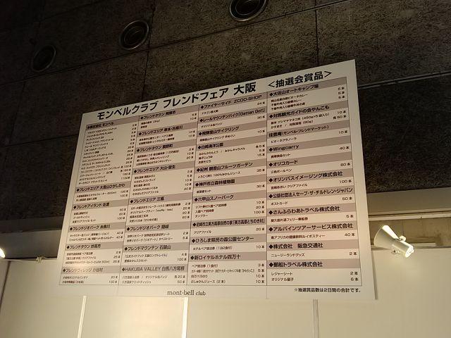 協賛品リスト