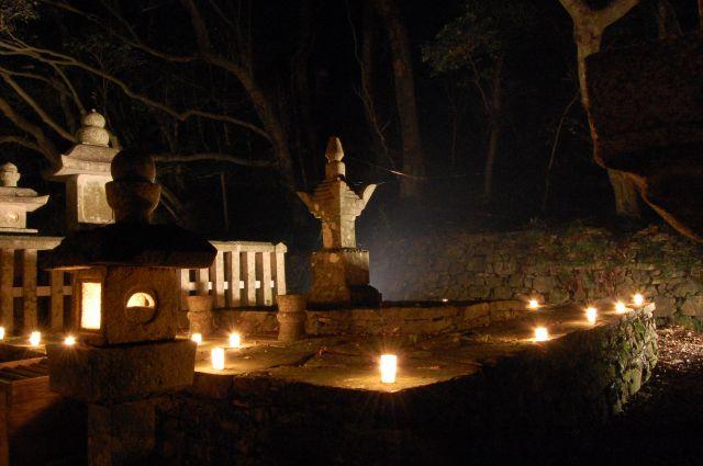 義智公の墓