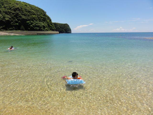美津島海水浴場