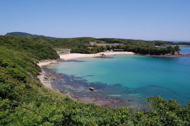三宇田浜海水浴場