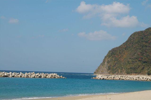 小茂田浜海水浴場