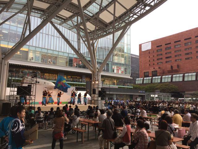 アナジーin博多駅