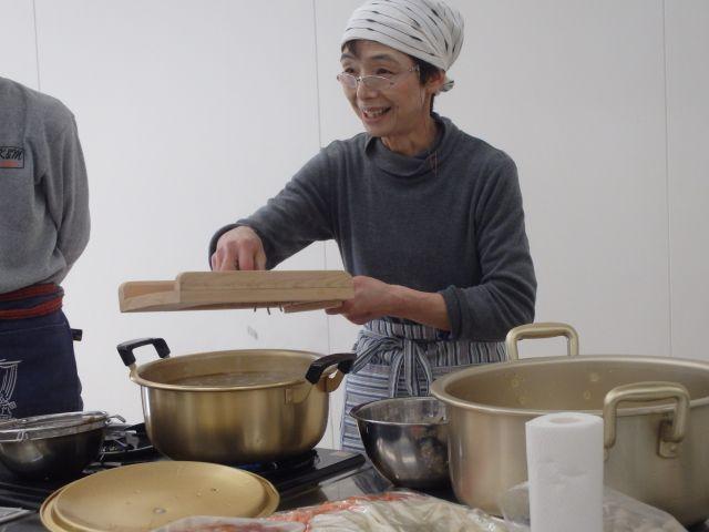 料理教室開催しました(^^ )