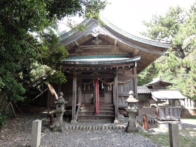 小茂田濱神社