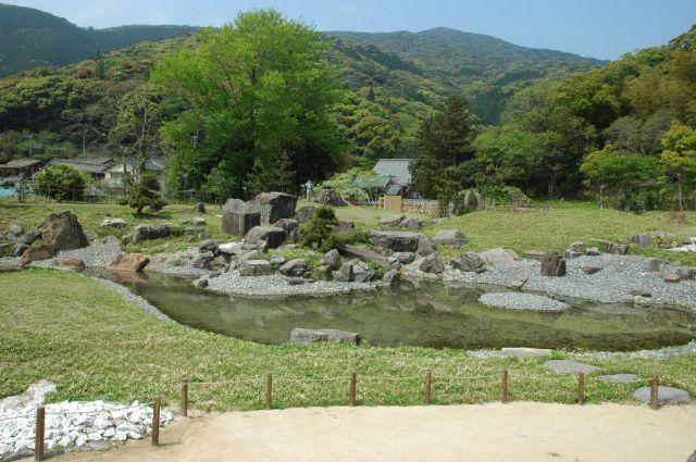 金石城庭園