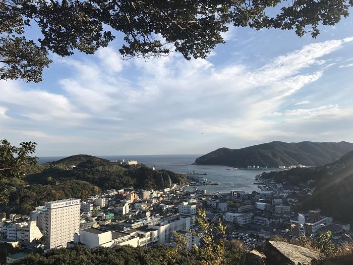 今こそ行ってみて!!秋の清水山城。