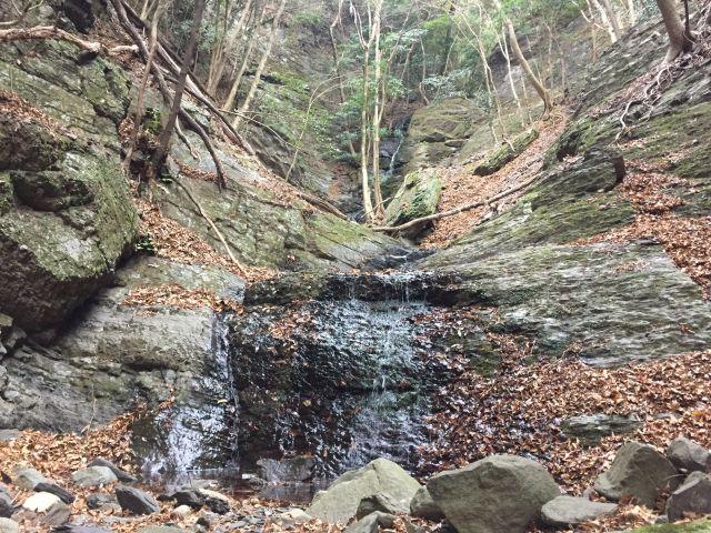 ミノドンの滝