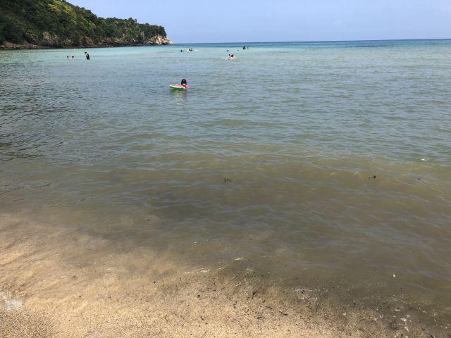 茂木浜海水浴場1