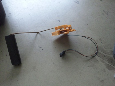 燃料ゲージセンサー