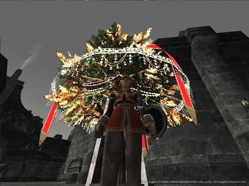 サンドのクリスマス