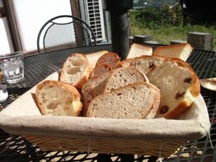 ラフーガスのパン