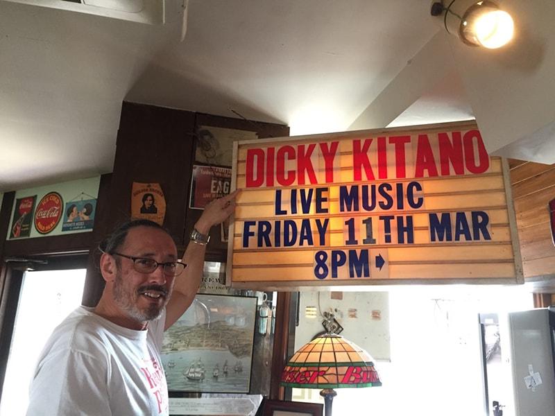 2016-3-11 Dicky Kitano Live