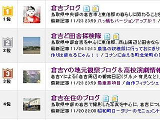 日本ブログ村・鳥取情報カテへGo!