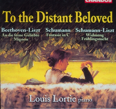to the distant beloved Louis Lortie Piano