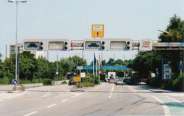 ドイツ国境