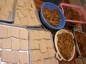 高野豆腐&かんぴょう