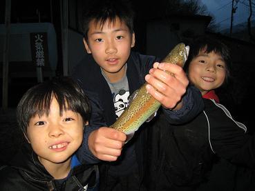 30センチを越える魚